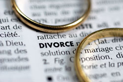 Getting Divorced : Contested